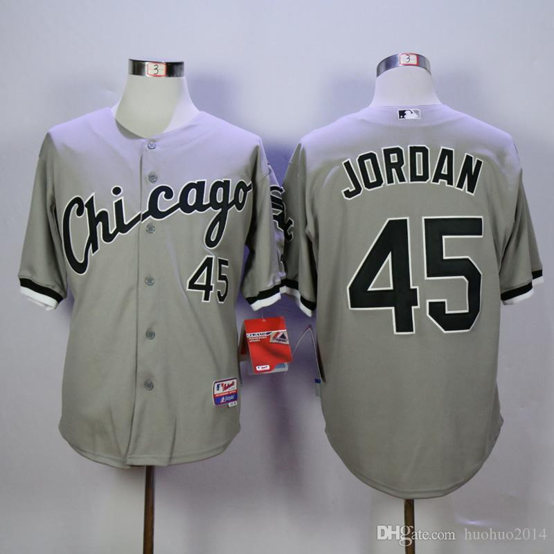 Chicago White Sox Hommes Jerseys 45 Michael 50 John Danks Cool Base Flex Base Baseball Maillots Freeshipping Mix Order Youth