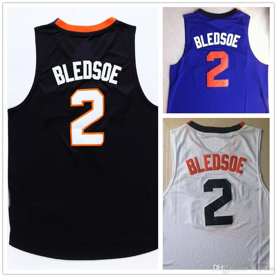 2017 Cheap Stitched #2 Eric Bledsoe Jersey White Black ...
