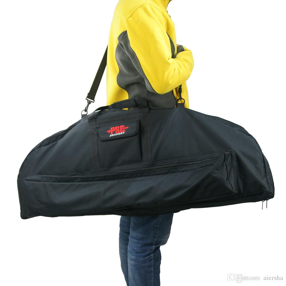 Bow And Arrow Bag : Archery compound bow bag hunting case to protect