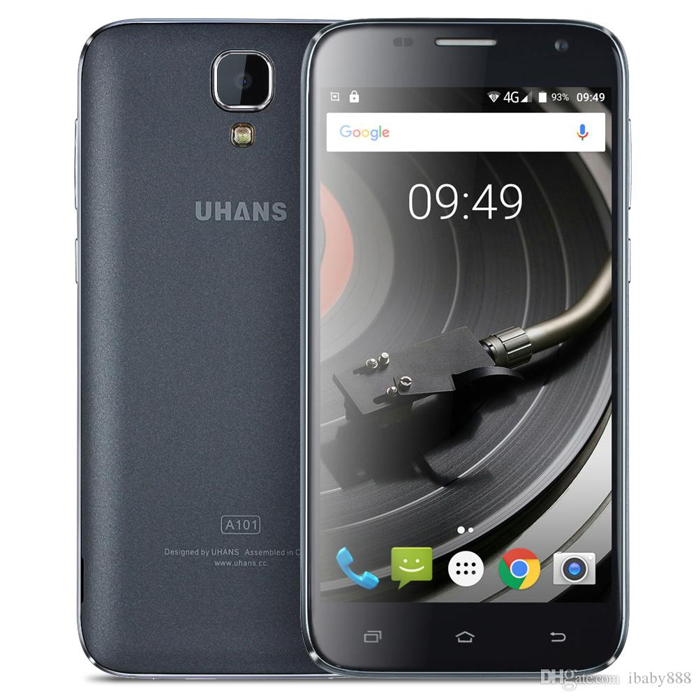 Phone Cheapest 4g Android Phone cheap 4g lte uhans a101 64 bit quad core mtk6737 1gb 8gb android 6 0 marshmallow