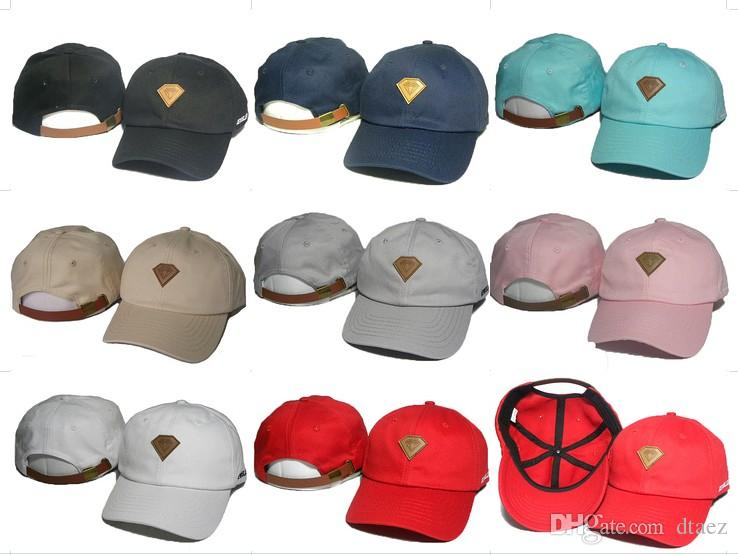 2017 Exclusive design personnalisé Marques The Cundreds Rose Strap Back Cap homm