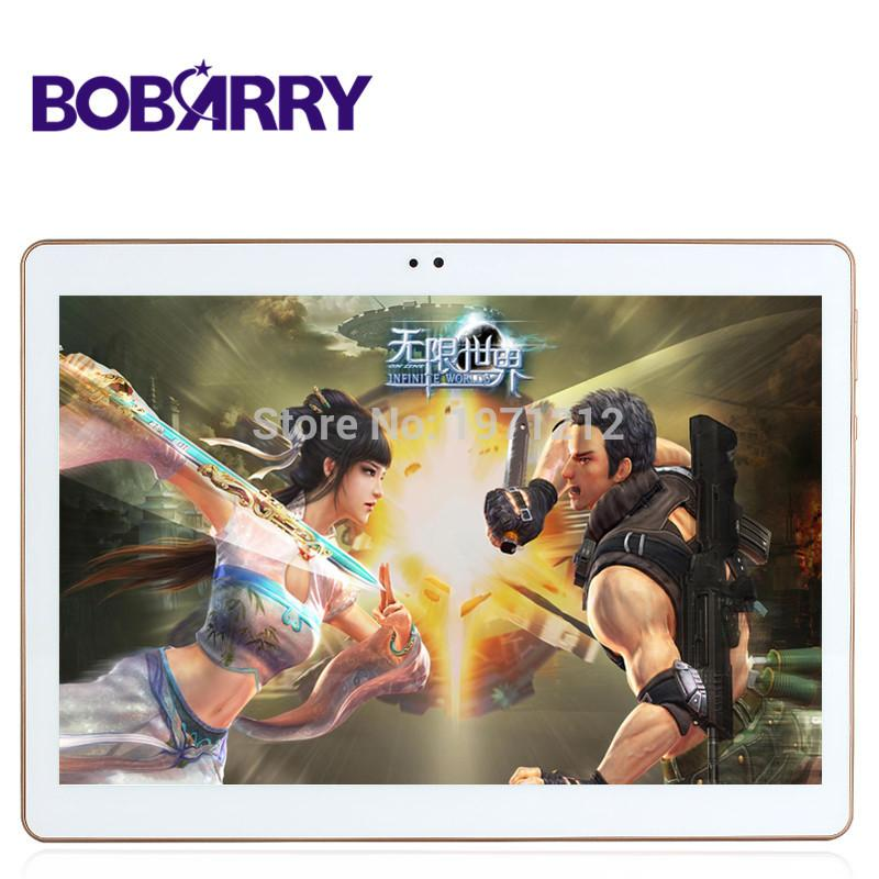 Vente en gros - BOBARRY S108 10,1 pouces tablettes Dual Core / Camera 4G LET tab