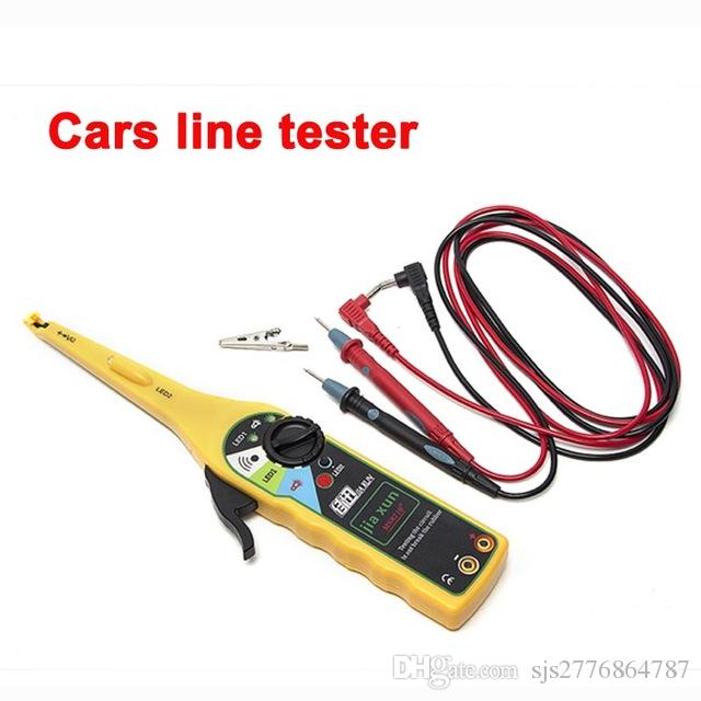 Auto wiring detector multimeter tester can test