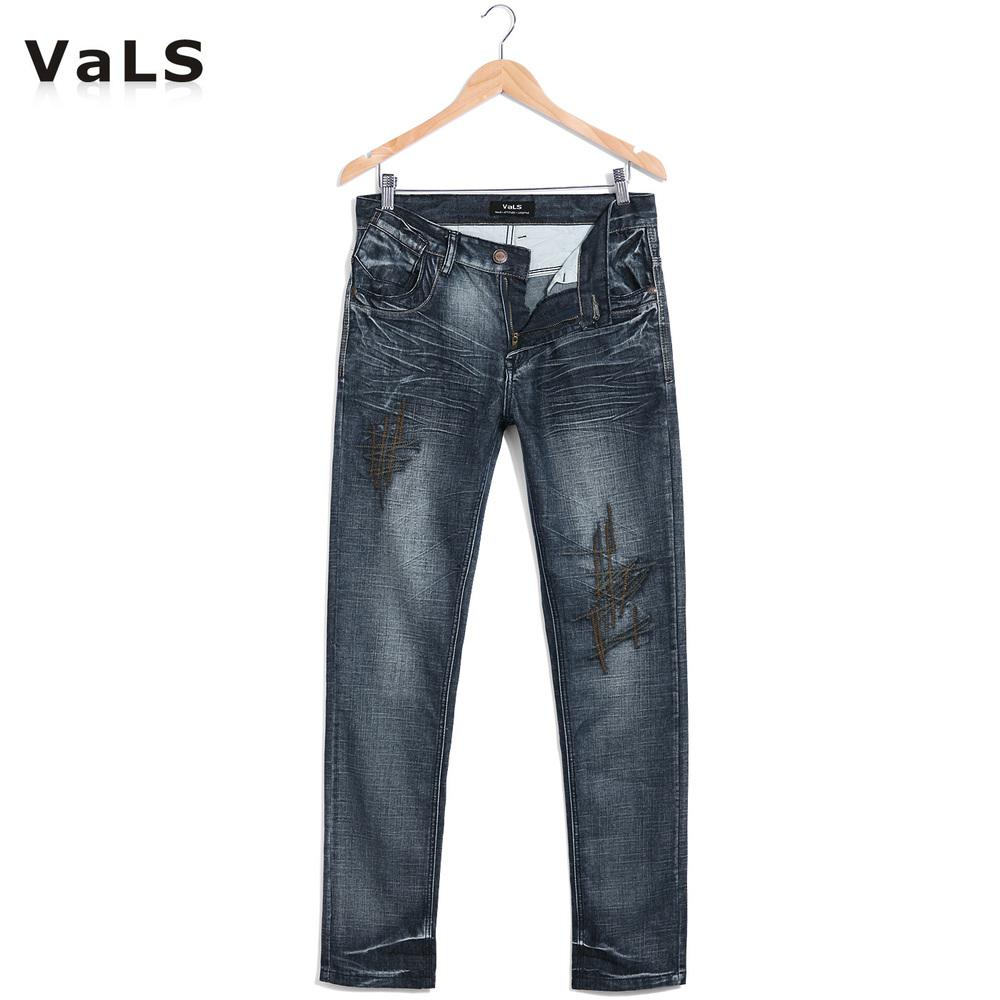 2017 Wholesale Vals Stylish Mens Jeans, Denim Black Jeans, Brand ...