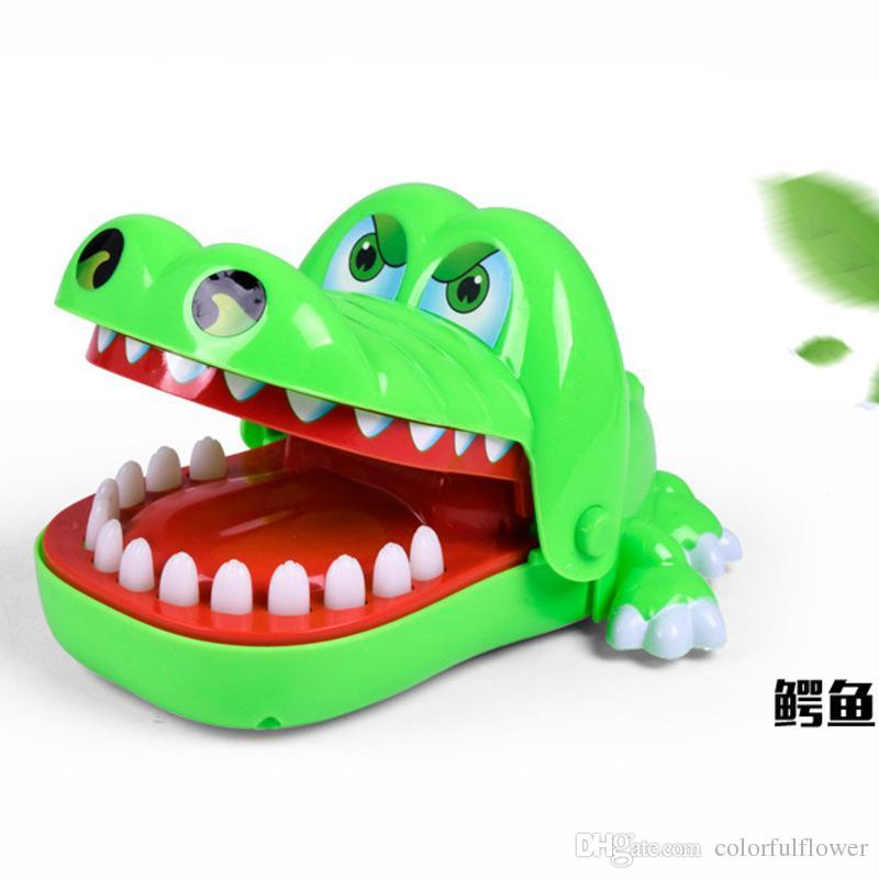 Toys For Biting : Biting toys crocodile dentist tooth