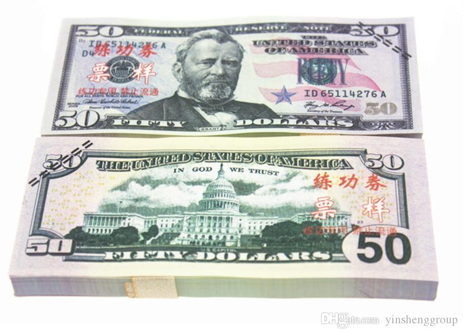 how to make fake paper money feel real