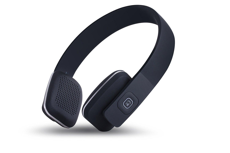 bluetooth headphones bluetooth 4 1 high fidelity wireless. Black Bedroom Furniture Sets. Home Design Ideas