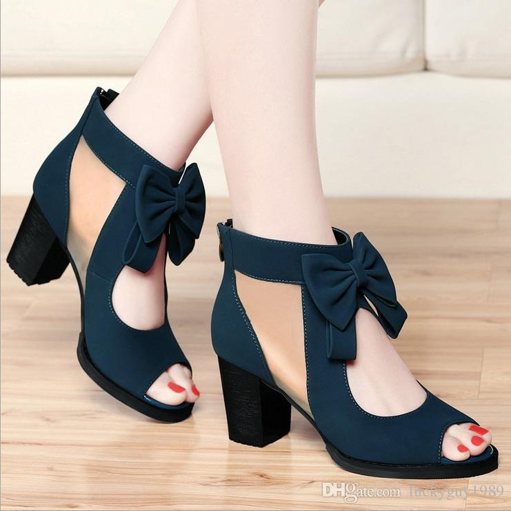 Chinese High Heel Shoes