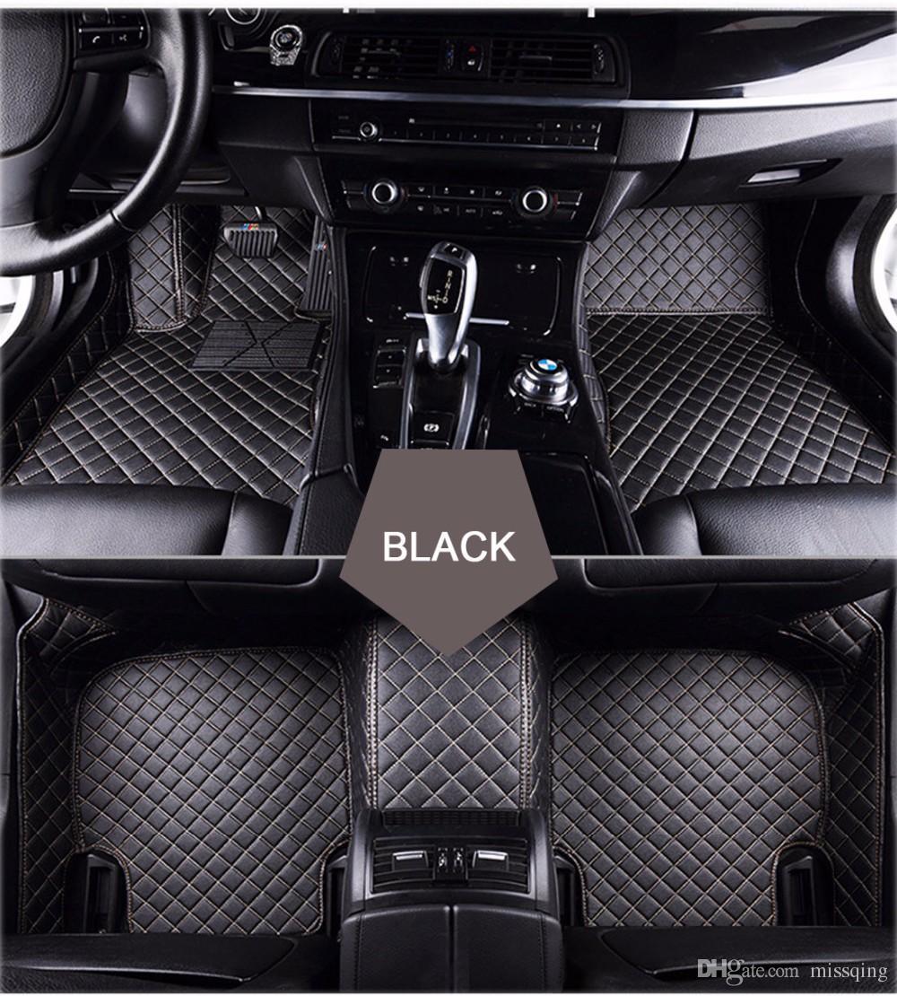 Floor mats xc90 - Custom Fit Car Floor Mats For Volvo C30 S40 S60l S80l V40 V60 Xc60 Xc90 3d