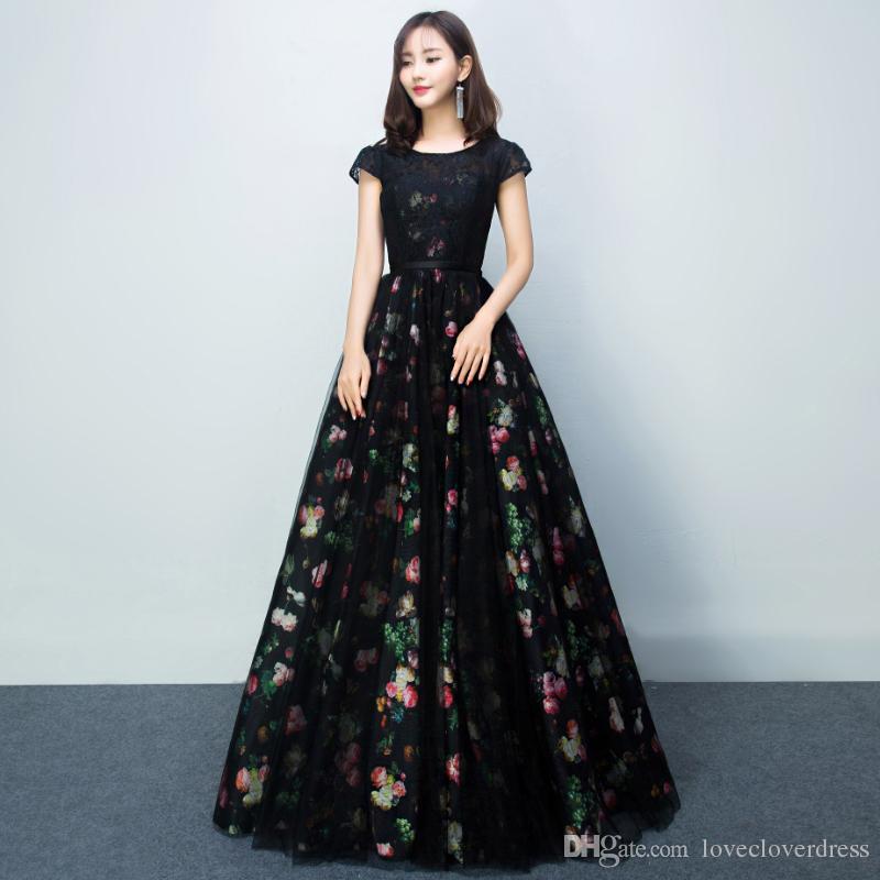 Designer Black Dresses Online