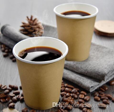 2017 high end disposable cups paper cup coffee cup tea cup for High end coffee mugs