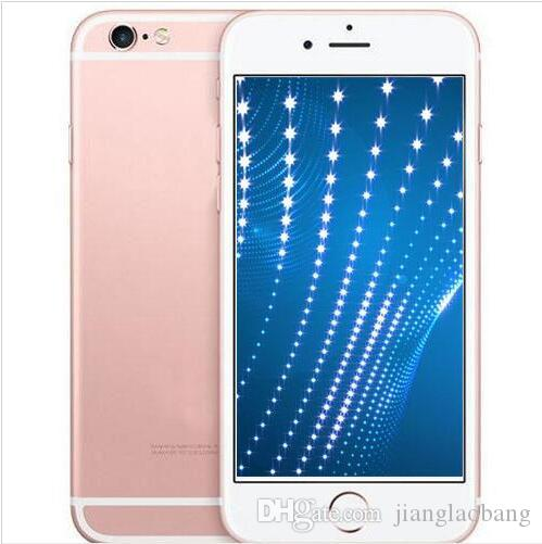 HDC i6s plus I6S cellphone Real 4G empreinte digitale MTK6735 Android4.4 Affiche