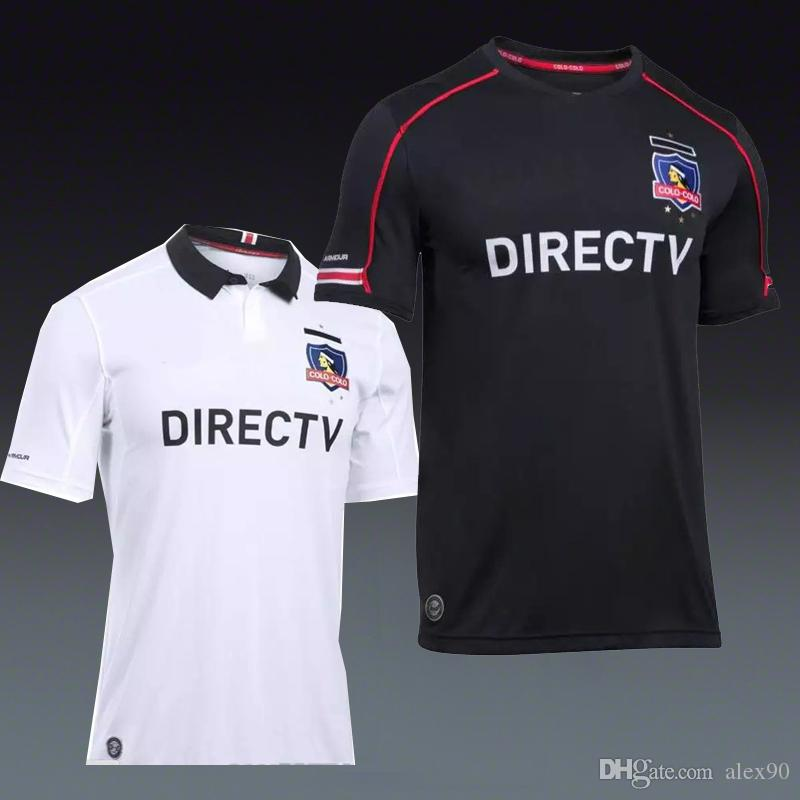 2016 2017 chile club colo colo jersey football away home jersey top best quality free ship - Free Colo