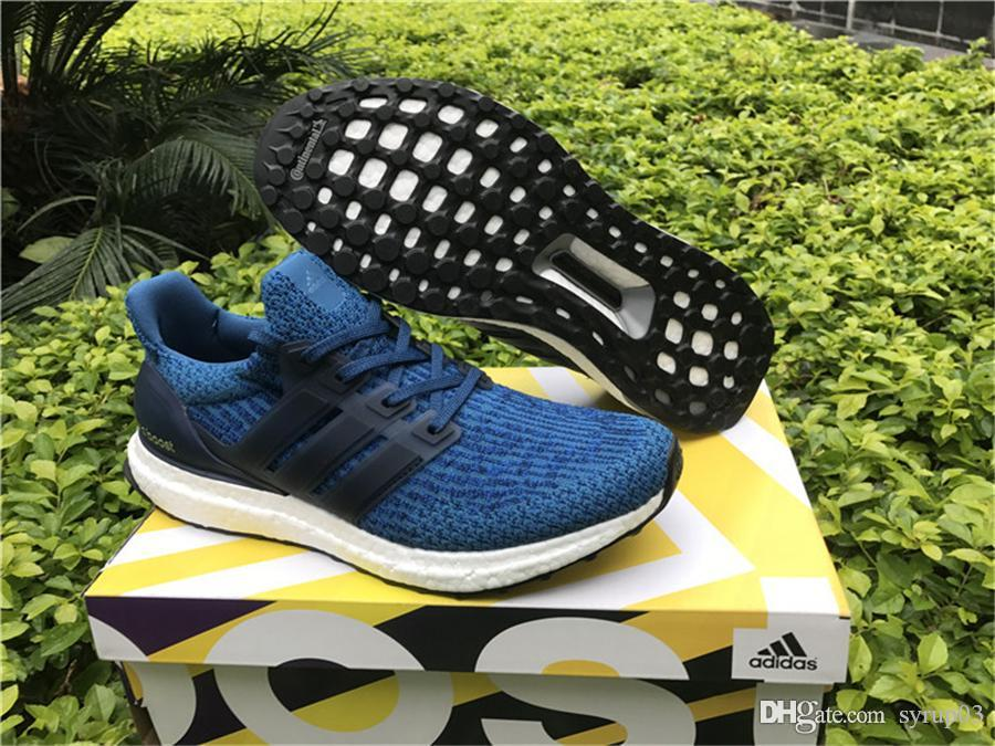 adidas Ultra Boost 3.0 Mystery Blue Extorted