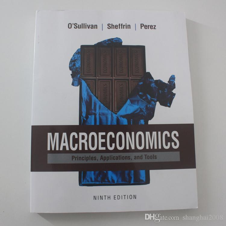 macroeconomics principles applications and tools pdf
