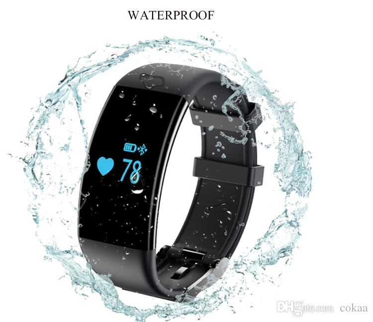 Newly D21 Smart Bracelet Wristband Pedometer Heart Rate ...