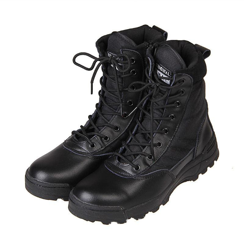 New Sport Army Men Combat Tactical Boots Outdoor Hiking Desert ...