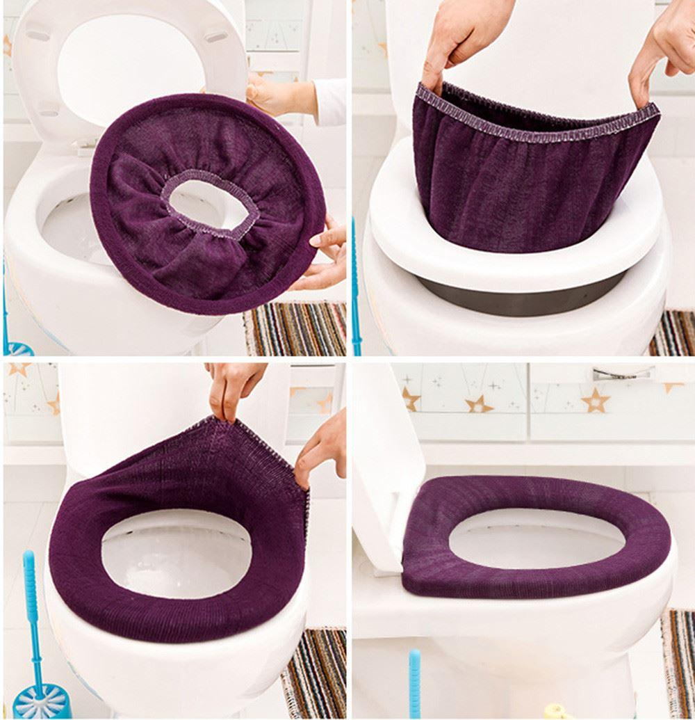 heated padded toilet seat. Bathroom Toilet Seat Closestool Washable Soft Warmer Mat Cover Pad Cushion  Vovotrade High Quality Online
