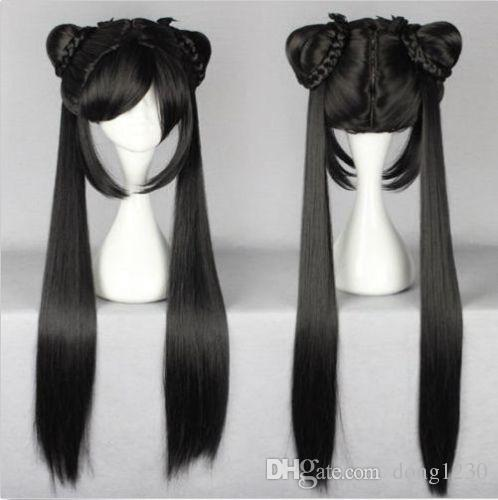 100 Brand New High Quality Fashion Picture Full Lace Wigs