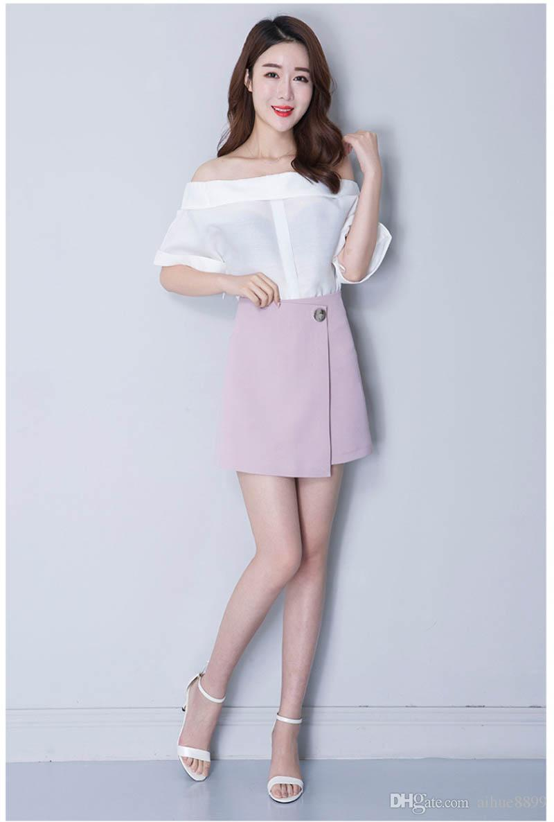 Women Skirts Autumn Winter Office Formal Pencil Skirt Casual Sexy ...