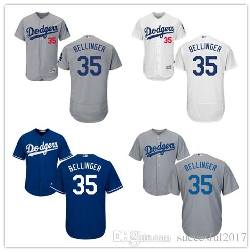 2017 Los Angeles Dodgers Jerseys 35 Cody Bellinger Jersey Flexbase Base fraîche