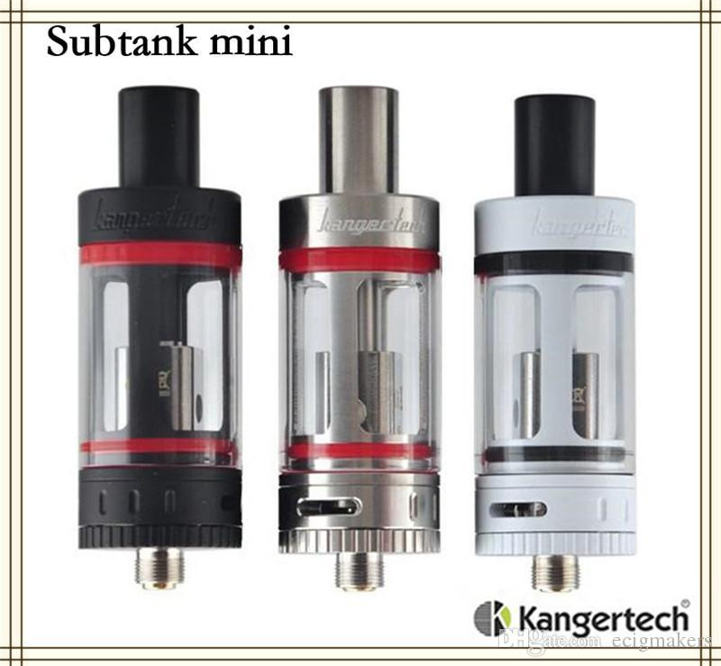 how to clean kanger subox mini tank