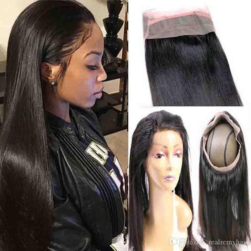 Malaysian straight 360 lace frontal closure with bundles 3 bundles malaysian straight 360 lace frontal closure with bundles 3 bundles hair extension weave with 360 lace frontal full lace frontal human hair 360 lace frontal pmusecretfo Gallery