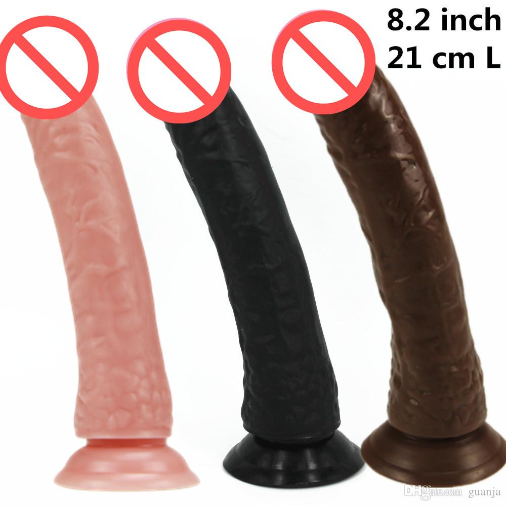 Buy Life Like Dildos With Skin/Real Feel Realistic Cock