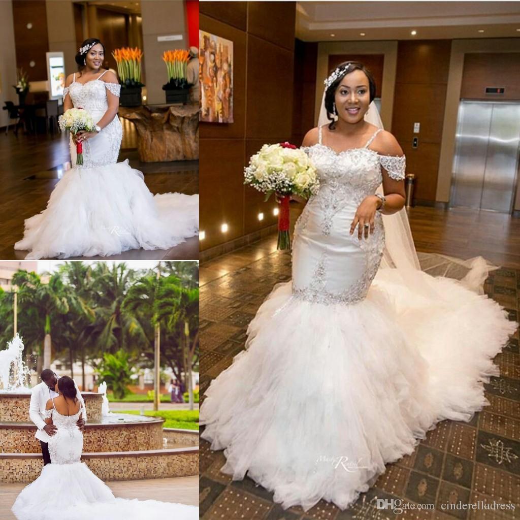 Vintage Sweetheart Mermaid Wedding Dresses 2017 y f