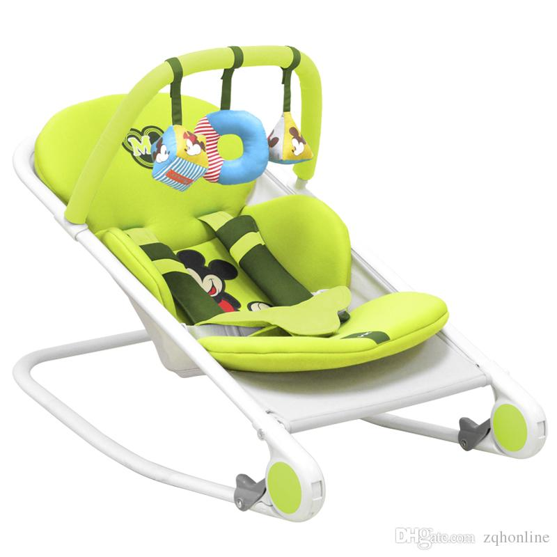 Fashion Baby Bouncer Rocking Chairs Multifunctional