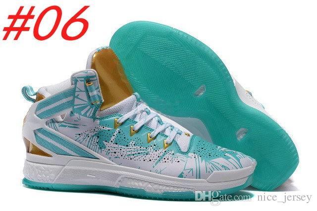 D Rose Shoes 2017 Christmas