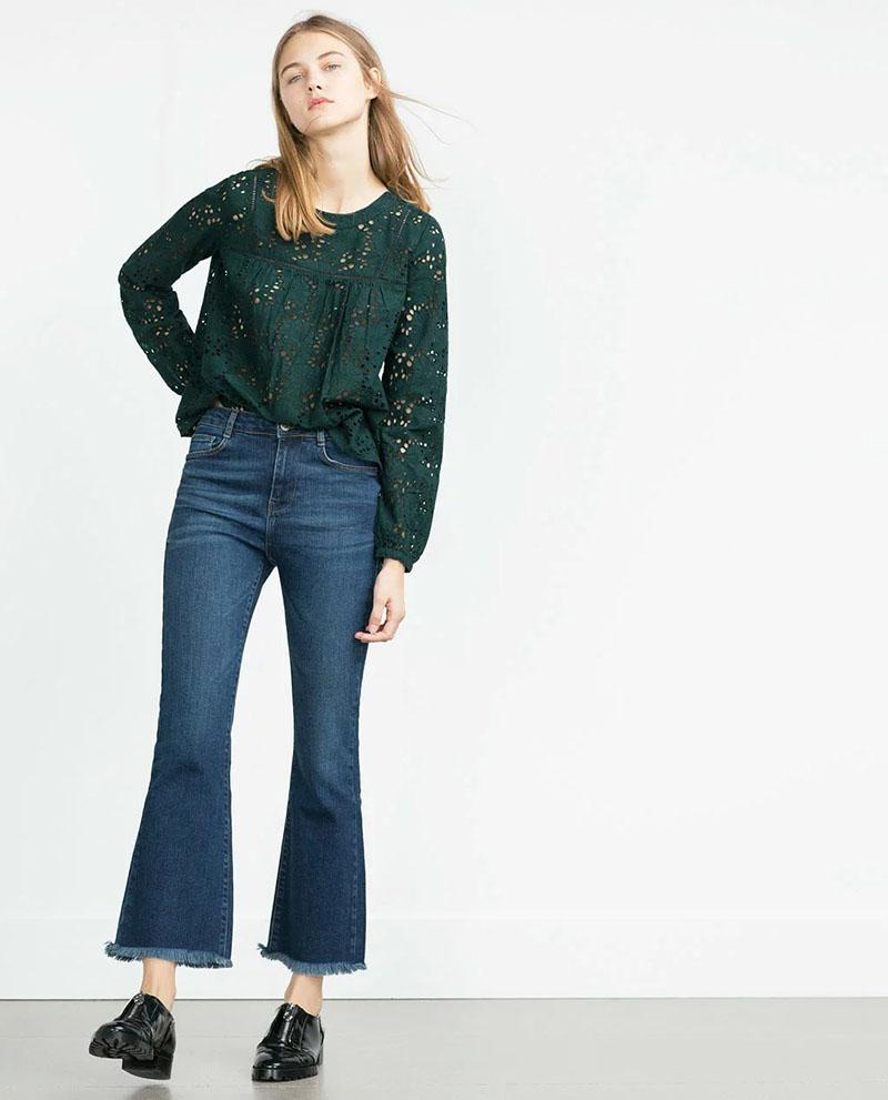 Women S Bell Bottom Pants Fashion Online | Women S Bell Bottom ...