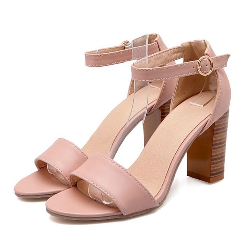 Wholesale Fashion Shoes Women Sandals Summer Open Toe ...