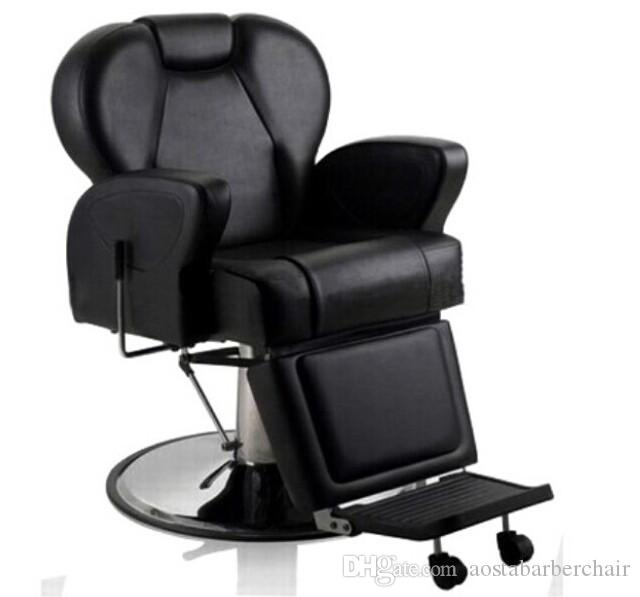 2017 wholesale hydraulic barber chair supplies cheap for Hairdressing salon furniture suppliers