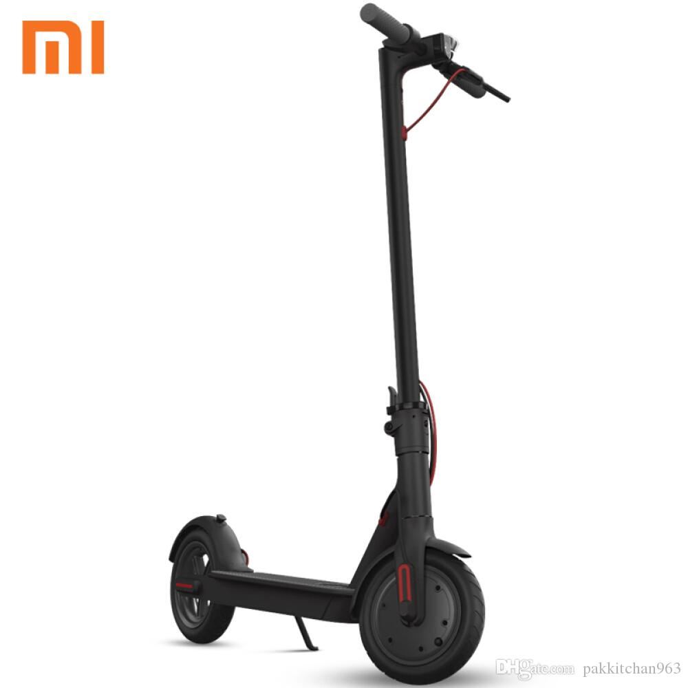 original xiaomi m365 smart electric scooter foldable light. Black Bedroom Furniture Sets. Home Design Ideas