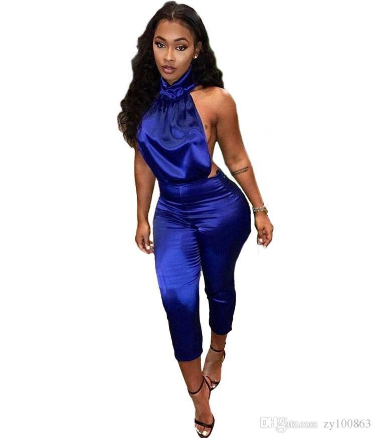 Popular Royal Blue Jumpsuit Women  Unique Red Royal Blue Jumpsuit Women Innovation U2013 Playzoa.com