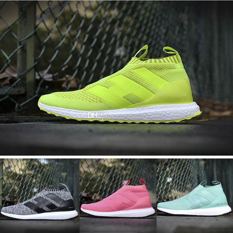 Adidas ultra impulso laceless donne corrono