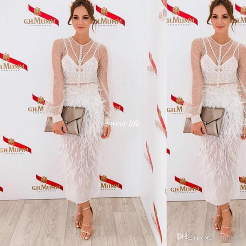 Feather dress 2017