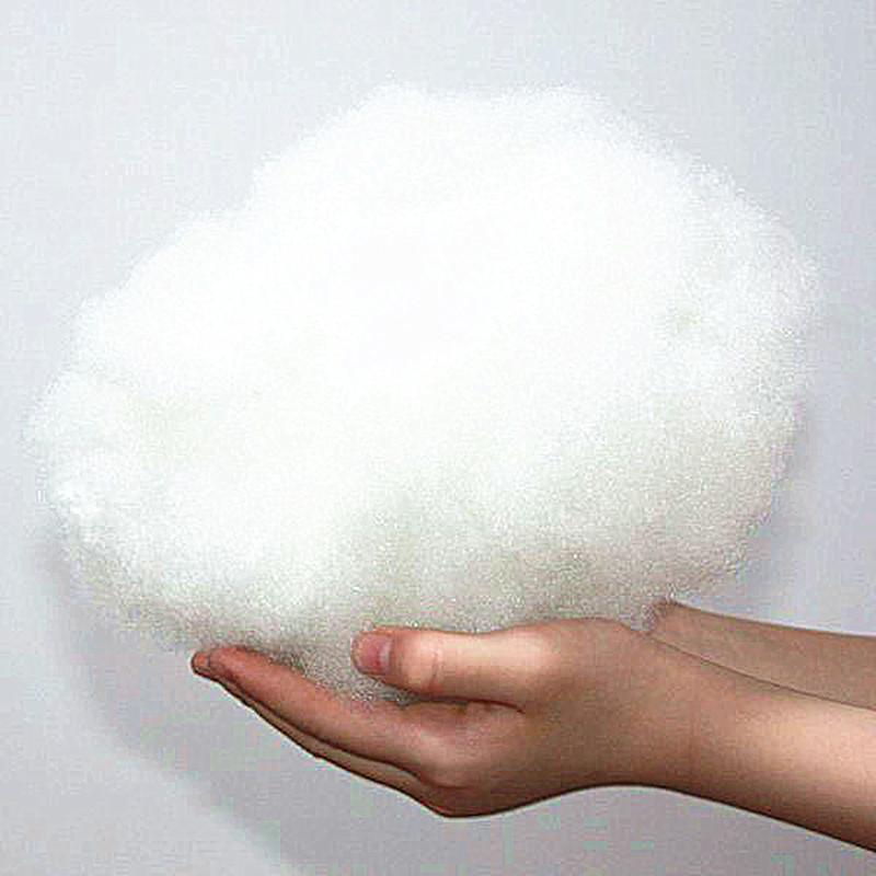 50g High Quality Pillow Filled Fiberfill Pp Stuffing Doll Diy Non-woven Material Filling Resilience Fluffy Handmade Accessories Online with $1.23/Set on ... & 50g High Quality Pillow Filled Fiberfill Pp Stuffing Doll Diy Non ... pillowsntoast.com