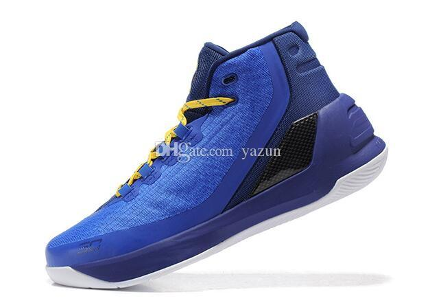 2017 Wholesale Training Basketball Sneakers Cleats,Curry 3 Shoes ...