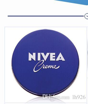 2017 Nivea Blue Cans Men 'S German Cream Classic Tin Box Imported From Germany Multi   Effect Body Moisturizer Repair  From Lh926, $30.16 | Dhgate.Com