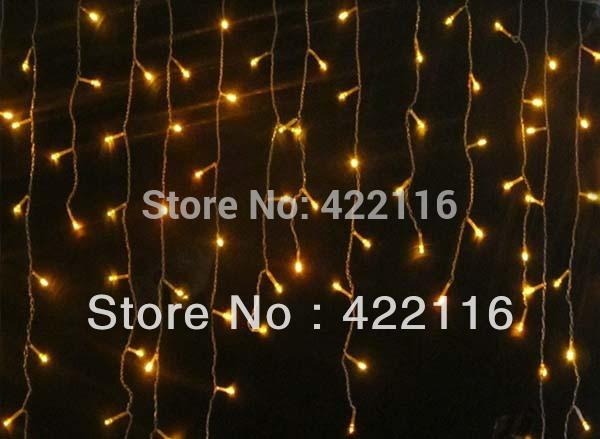 Wholesale Holiday Wedding Curtain Lights Led String Strip Ice Bar ...