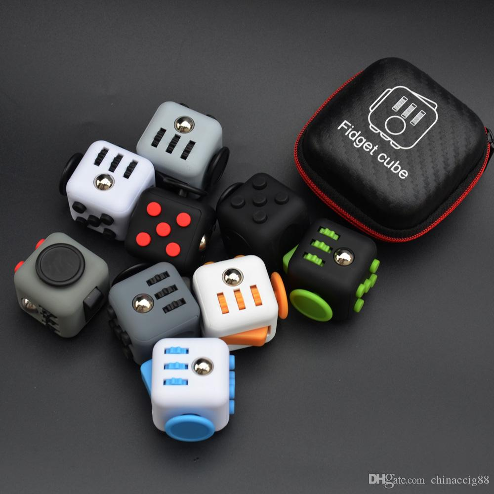 Hot Sale Available Fidget Cube Magic Cube Action Figure Size Toys ...