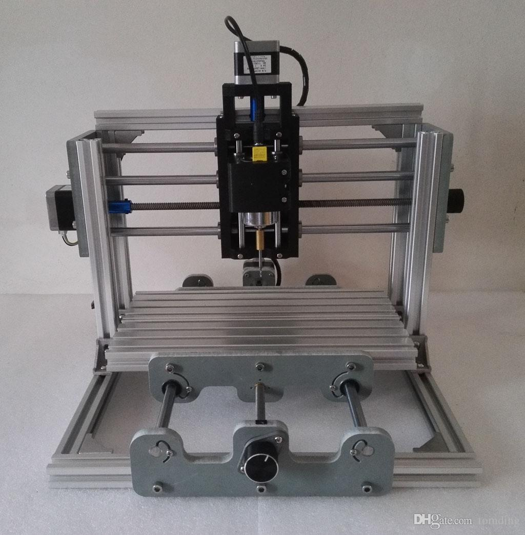 Best diy cnc engraving machine cnc 2417 grbl control 3axis for Best router motor for cnc