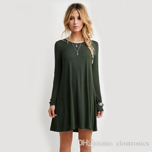 Discount Trending Casual Dress | 2017 Trending Casual Dress on ...