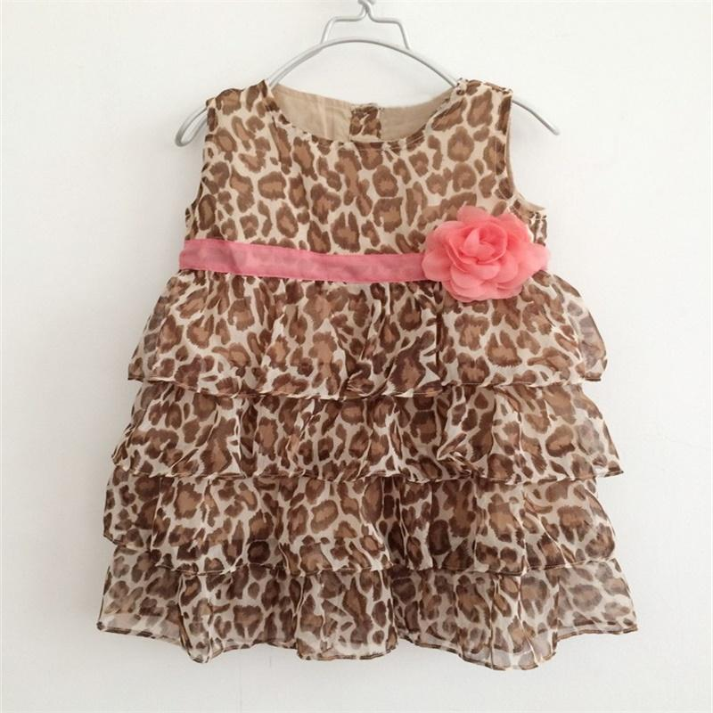 2017 children girls 39 clothing leopard print summer girl for Leopard print shirts for toddlers