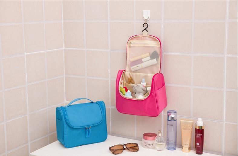 NylonHighendQualityTravellingToiletryBest DesignWomenWash - Travel bag for bathroom items for bathroom decor ideas