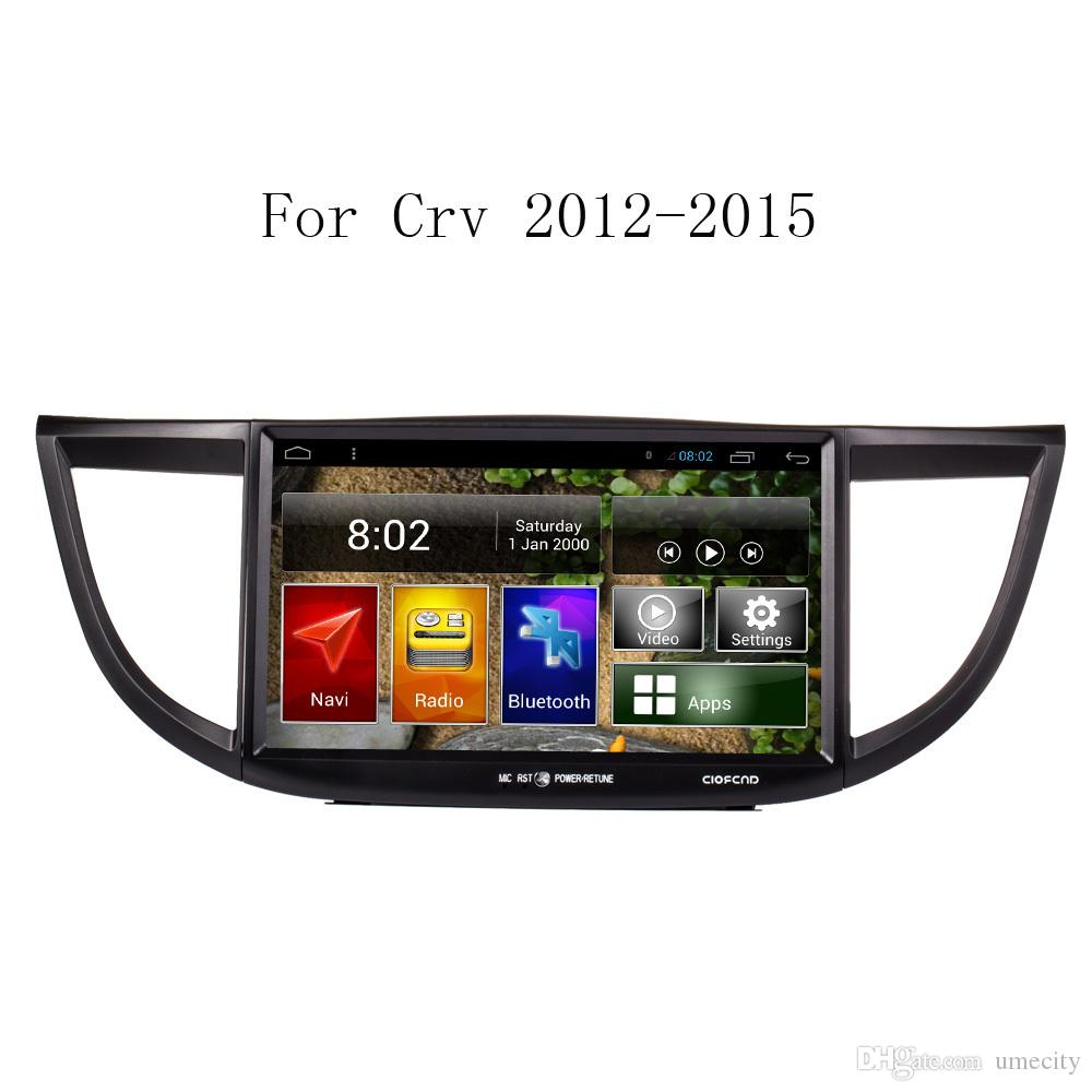 10 2 inch capacitive screen android car dvd player gps for honda crv 2012 2013 2014 2015 with 3g wifi radio bluetooth car dvd car dvd player car gps online