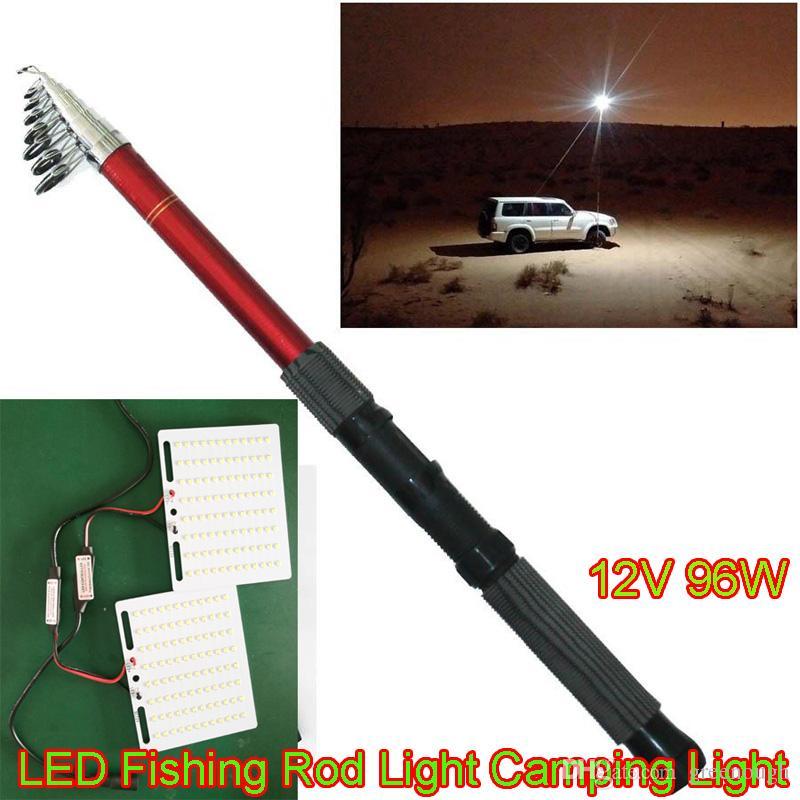 LED Light Telescopic Outdoor Camping//Workshop Light