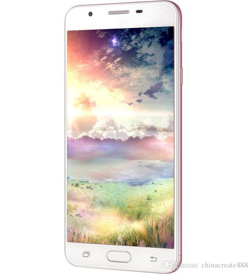 Goophone J7 Premier Metal Body 5.5 pouces HD Display Android 6.0 Quad-Core 3G WC